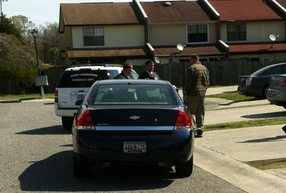 On Thursday, investigators returned to the area.