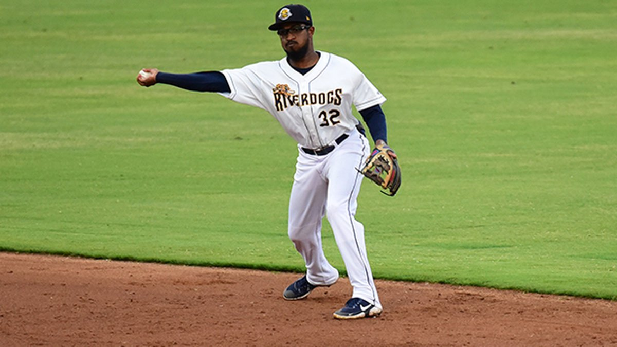 The RiverDogs earned their 42nd win of the season with a 6-5 victory over Augusta
