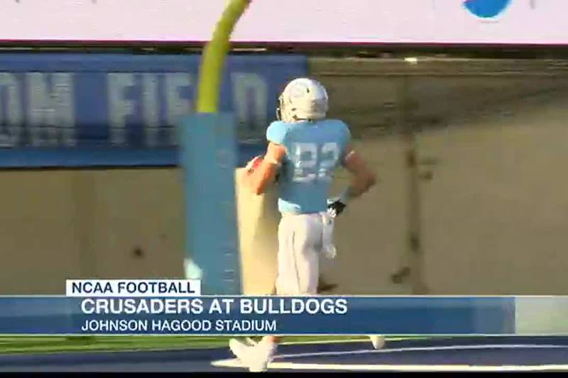 The Citadel beats North Greenville 45-13 to earn 1st win