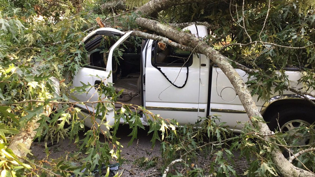 The Burton Fire Department says they and Beaufort County EMS responded to a car that had been...