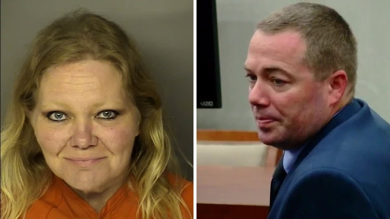 Tammy Moorer was brought back to Horry County during her husband, Sidney's, retrial