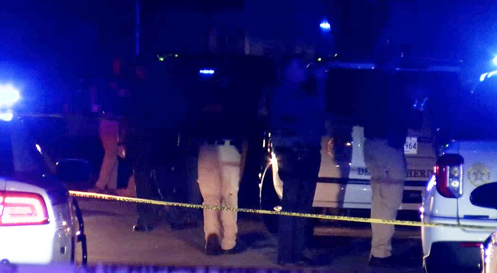 Deputies with the Dorchester County Sheriff's Office are at the scene of an incident on...