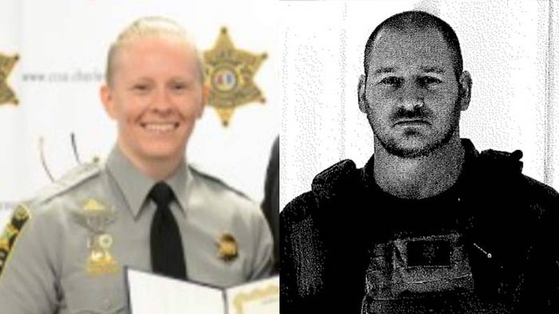 The Charleston County Sheriff's Office said Detention Sgt. Lindsay Fickett and Detention Deputy...