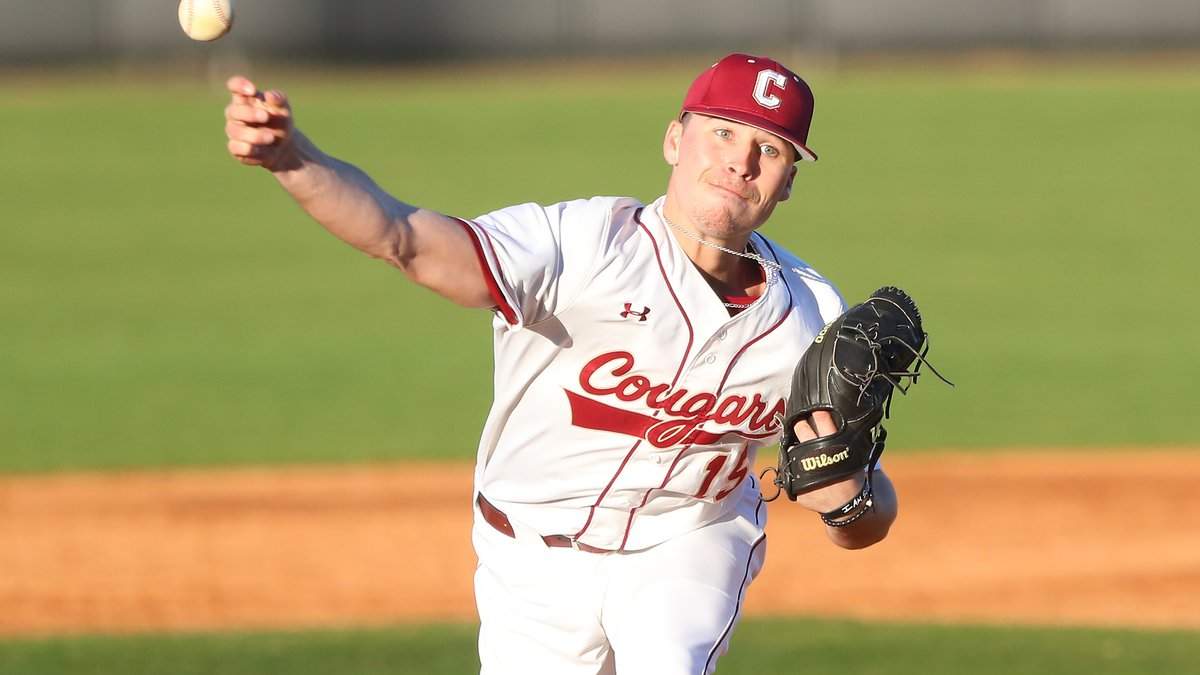 Former College of Charleston pitcher Grant Smith is in critical condition after a boating...