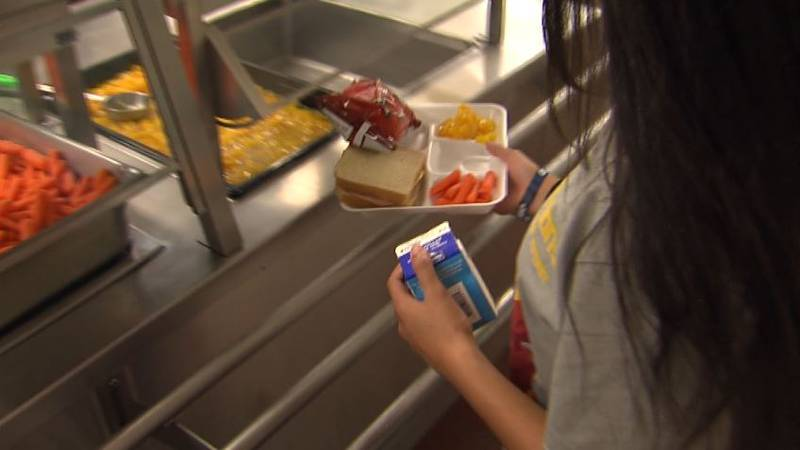 The Berkeley County School District says meals will be available beginning Monday as part of...