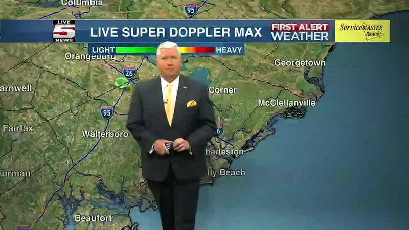 VIDEO: Friday evening weather forecast