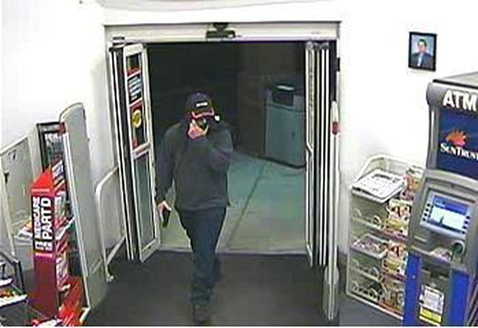 Suspect in West Ashley CVS robbery. Source: CPD