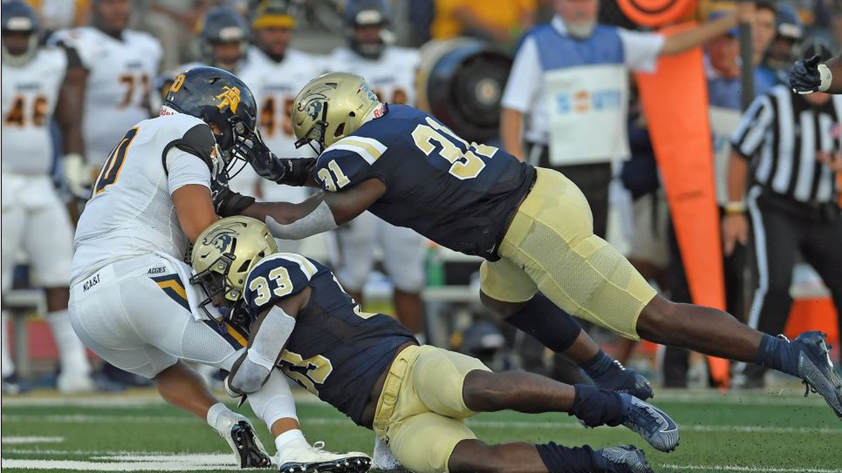 Charleston Southern drops to 0-3 on the year with a home loss to North Carolina A&T