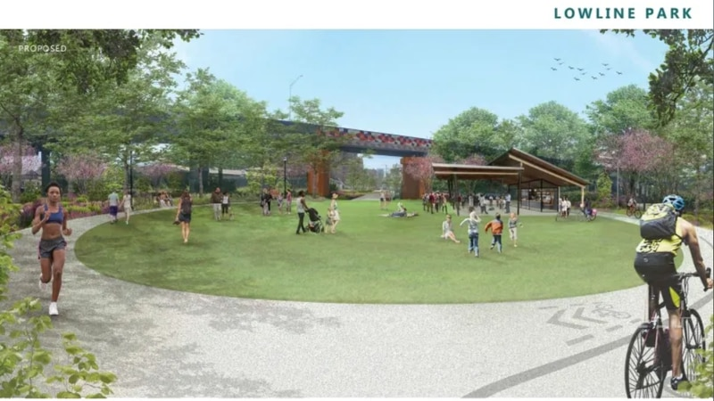 The goal of the Lowcountry Lowline project is to create a multi-use pathway that runs from...