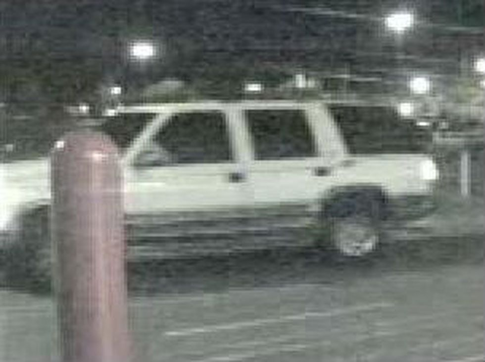 The suspect's vehicle. (Source: GCPD)