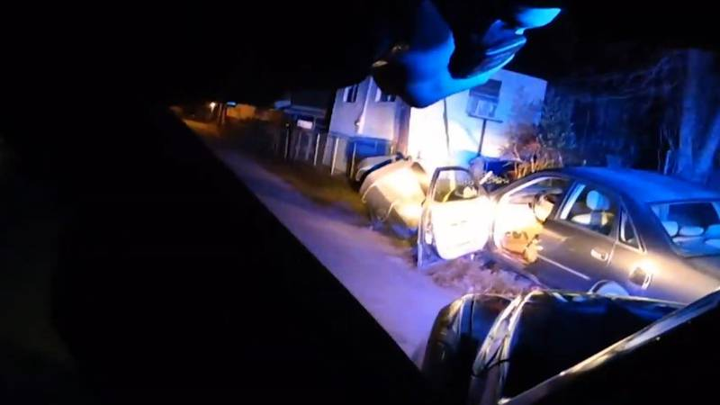Officials with the Charleston Police Department have released body camera footage of a shooting...