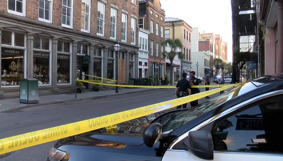 The president of the College of Charleston says the husband of the school's provost was killed...