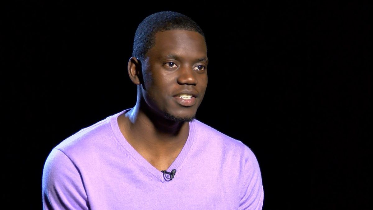 Chris Singleton will be married on live TV Tuesday night. (Source: Live 5)