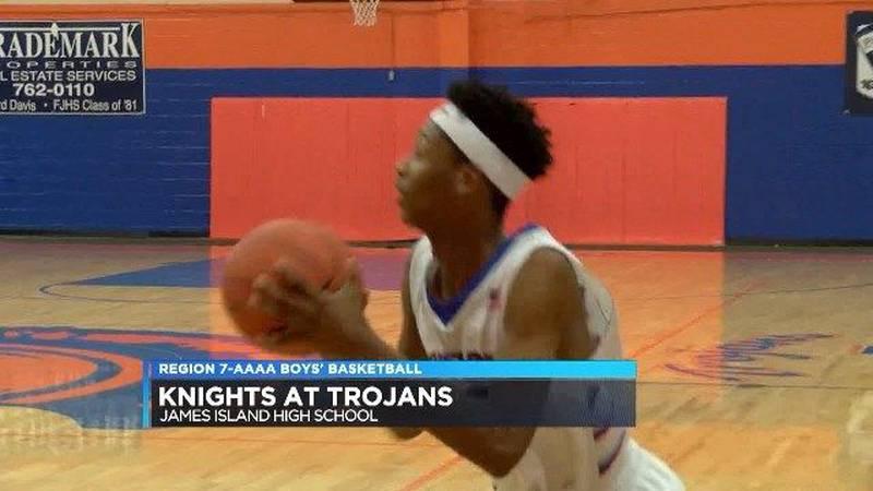 Video: High School Basketball highlights (1/22)