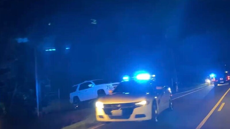 Several law enforcement agencies responded to a call late Friday night in the Lincolnville area...