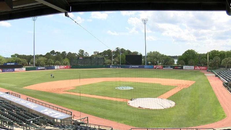Ticket sales for the RiverDogs' season opener against the Myrtle Beach Pelicans go on sale...