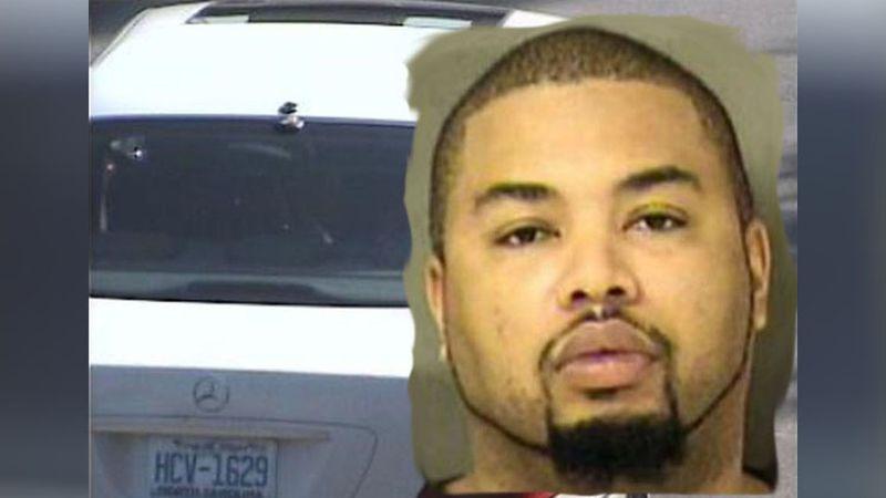 35-year-old Edward Silk Garner Sr. is wanted murder. (NC Dept. of Corrections)