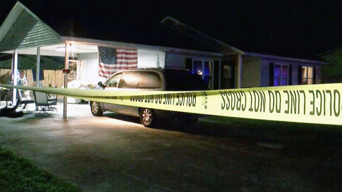 Investigators said the body was found around 1 p.m. They said at the time that the woman did...