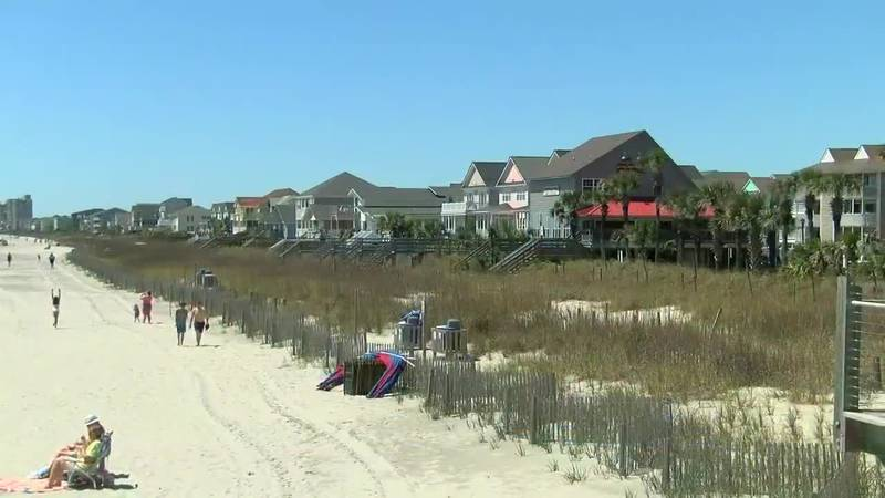 Many people have been asking if Grand Strand beaches will close. At this time, there are no...