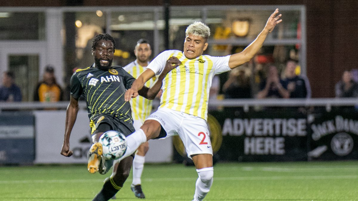 The Battery came away with a 3-3 tie against the Riverhounds in Pittsburgh on Saturday