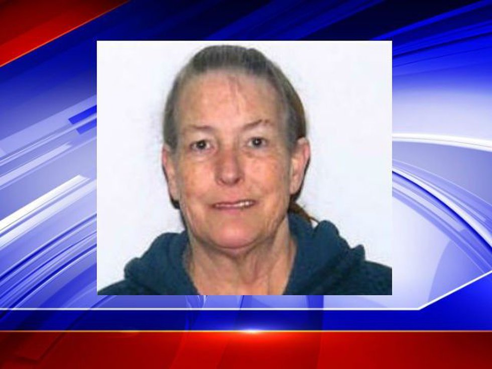 Mary Linda Walters (Photo Source: Charleston Police Department)