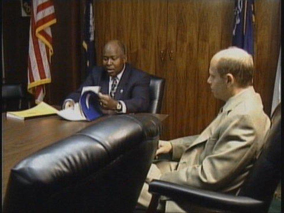 Harve Jacobs interviewed former Charleston Police Chief Reuben Greenberg.