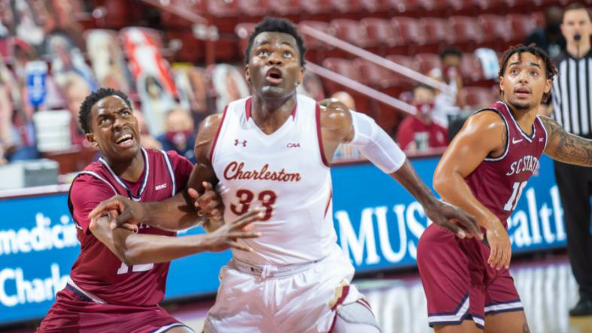 The College of Charleston improved to 2-3 on the season with a 90-63 win over South Carolina...