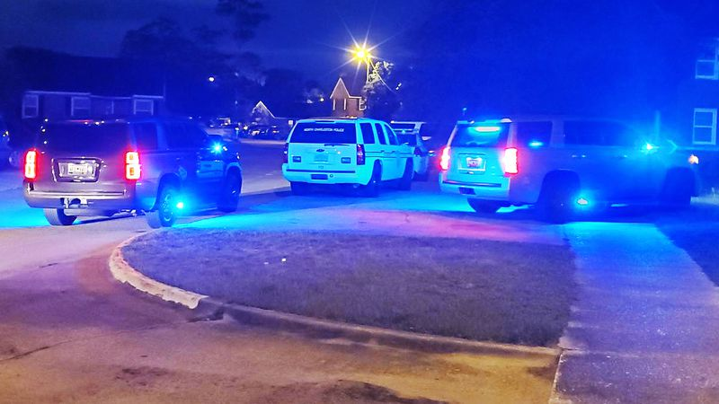North Charleston police officials said shortly before 8:20 p.m., officers responded to the 3700...