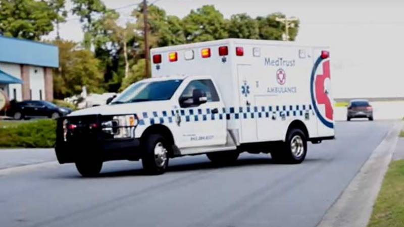 MedTrust, a private ambulance service, is hiring for positions in the Lowcountry for...