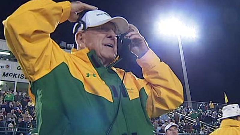 John McKissick, who lead the Summerville Green Wave football team for 63 years, died on...