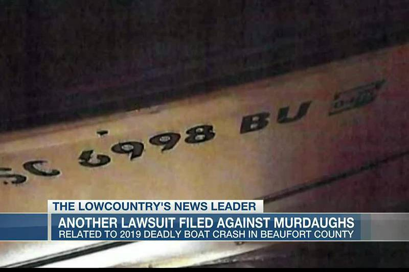 VIDEO: Another lawsuit filed against Murdaughs