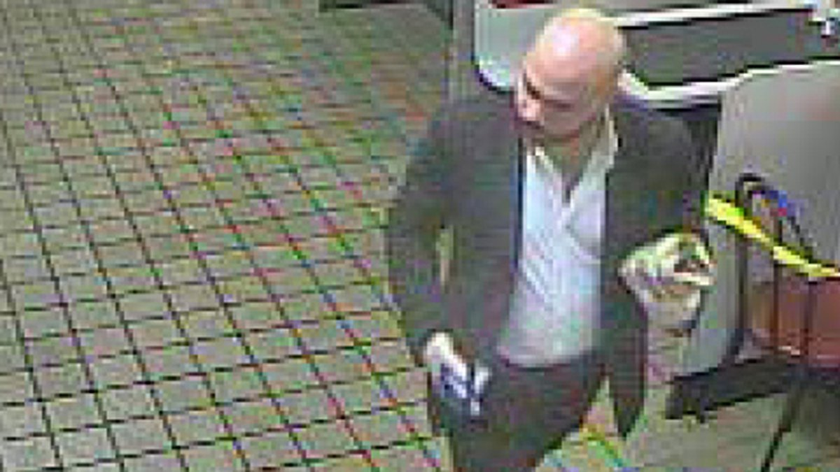 Authorities are asking for the public's help to identify a man who broke into a Waffle House...