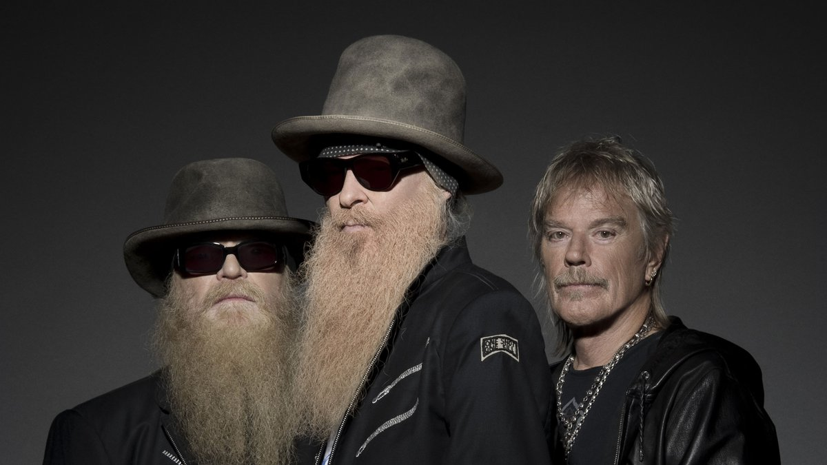Rock and Roll Hall of Fame members ZZ Top will be making a tour stop in North Charleston in the...