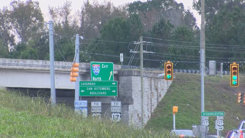 The Mark Clark Extension Project would drastically expand I-526 and increase the capacity of...