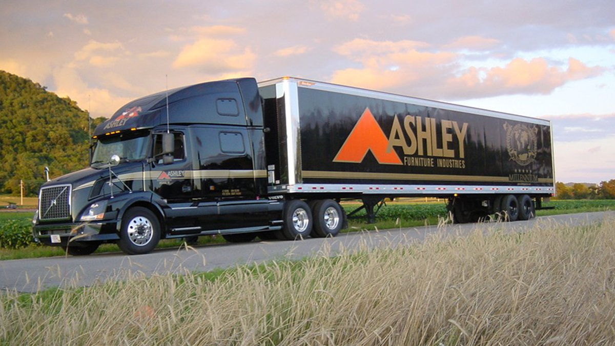 Ashley Furniture Industries, Inc. has donated 1,102 mattresses to a variety of non-profit...