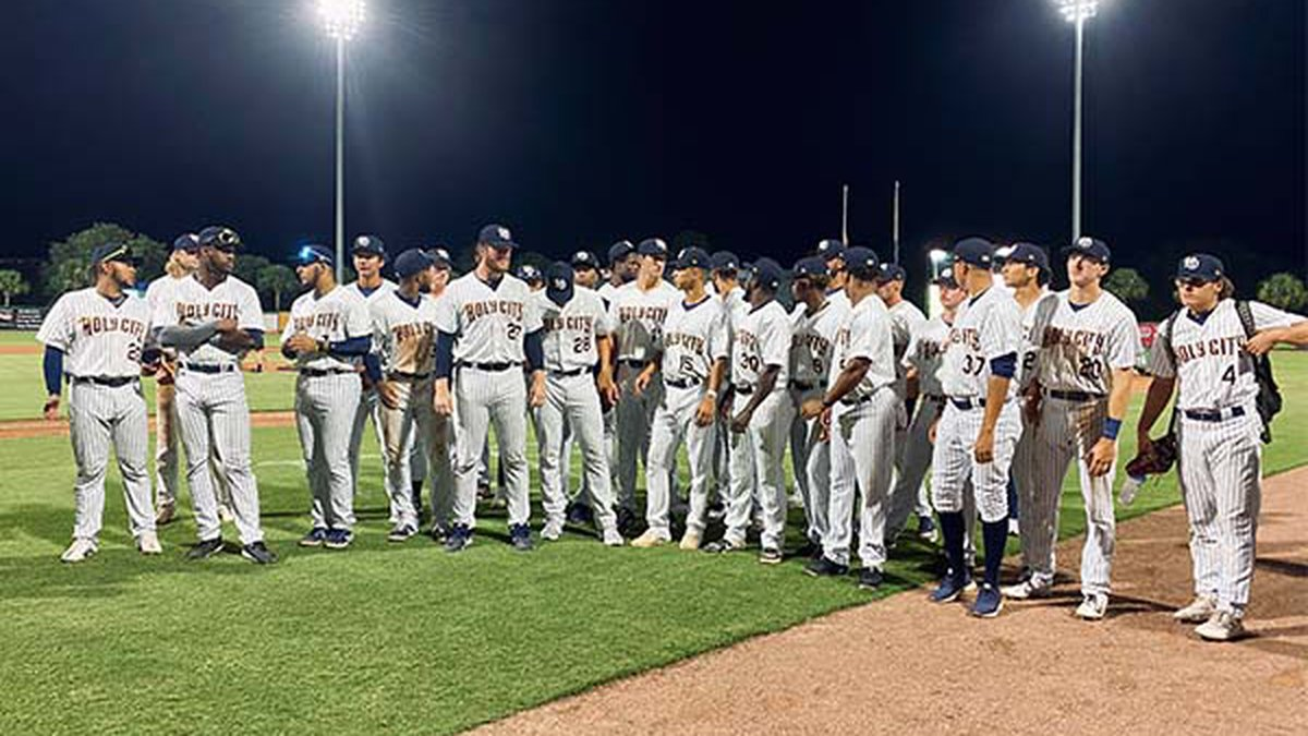 In their final regular season home game of the season, the Charleston RiverDogs were shut out...