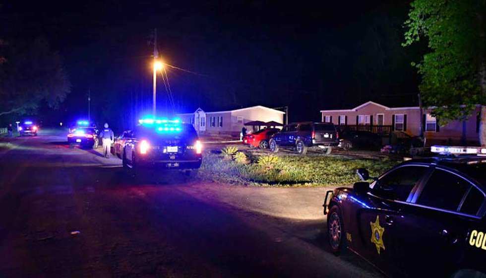 Deputies responded at approximately 10:45 p.m. to the 1700 block of White Hall Road to a report...