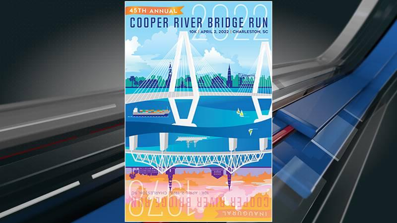 Registration is open for the 45th Annual Cooper River Bridge Run.