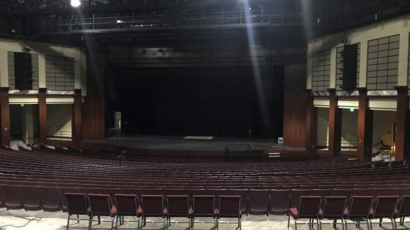 At the North Charleston Performing Arts Center, there hasn't been a musical artist or performer...