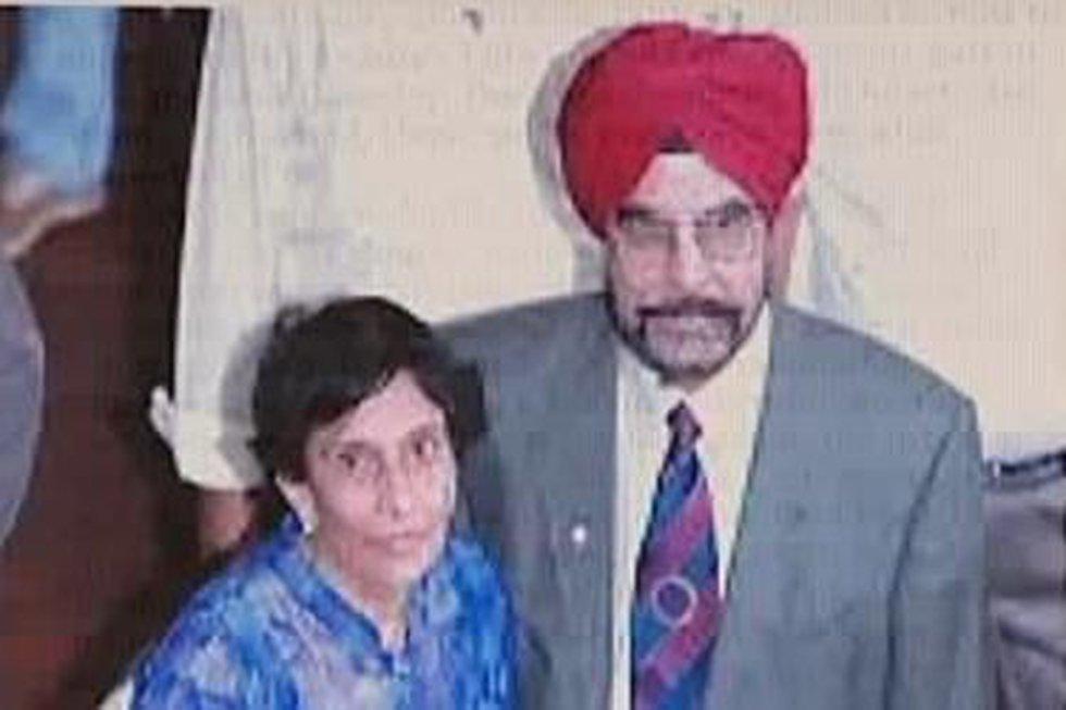 Raj and Dr. Ajit Randhawa