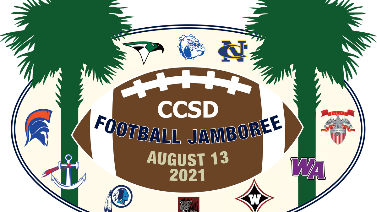 Charleston County School Districts announced their first ever football jamboree to be held...
