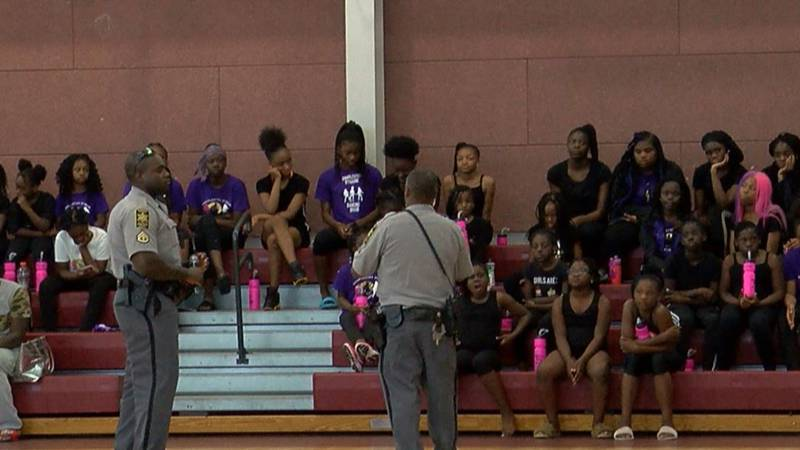 People living in downtown Charleston who got tired of hearing and seeing bullying happen held a...