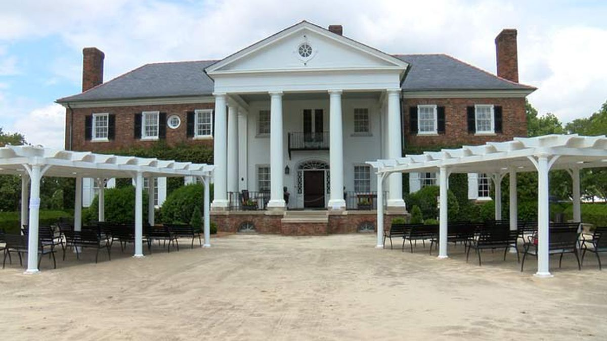 Boone Hall Plantation will have a delayed opening Tuesday, the day after Tropical Storm Isaias...