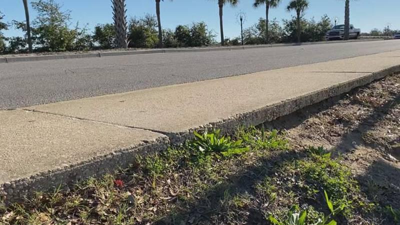 Construction on a new Mount Pleasant bike lane on the Shem Creek Bridge was originally planned...