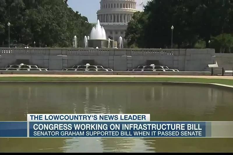 VIDEO: Congress working on infrastructure bill