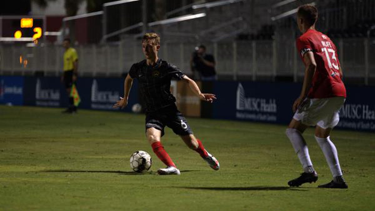 The Charleston Battery fall to Birmingham Legion FC 2-1 Sunday night in the home opener from...