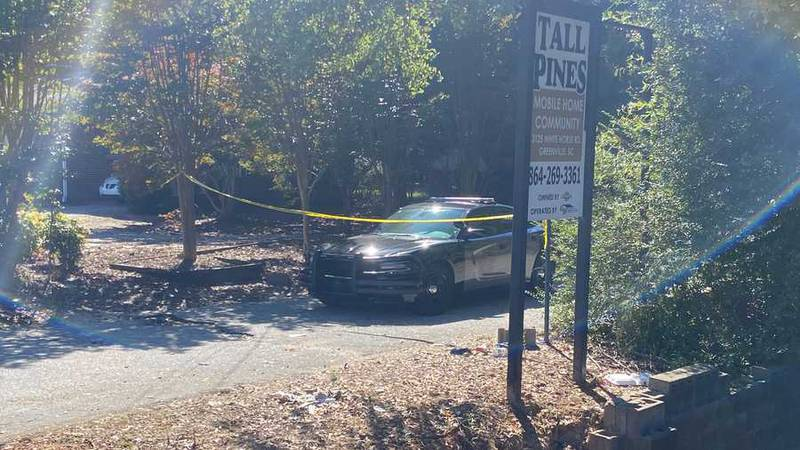 A four-year-old child was critically injured after a shooting at a Greenville County mobile...