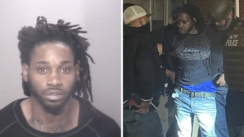 Authorities took Dejywan Floyd into custody early Thursday morning. He is charged in connection...