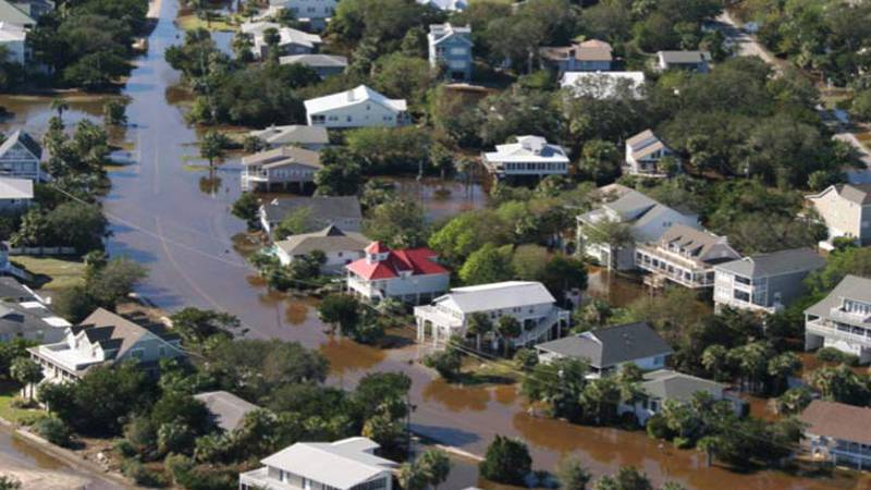 County leaders say flooding is the main concern because it impacts transportation, economic...