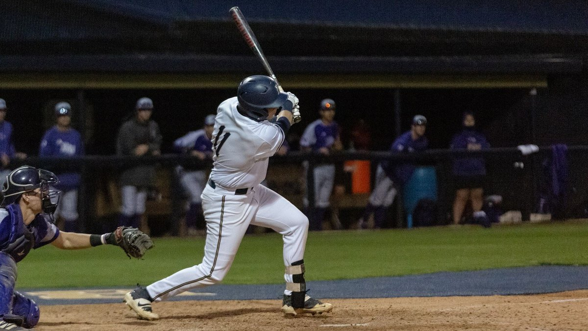Charleston Southern dropped game 1 of their series with High Point on Thursday